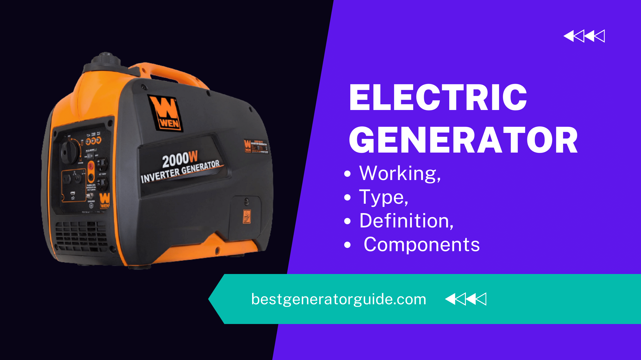 Electric Generator: What is it? Working, Type, Definition, Components