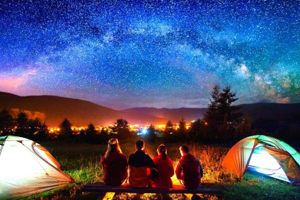 20 Awesome Activities for An RV Camping Vacation