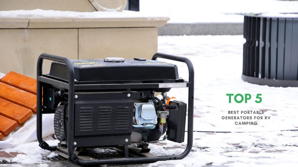 Best Portable Generators For RV Camping
